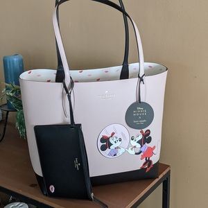 Kate spade Minnie Mouse Reversible Tote